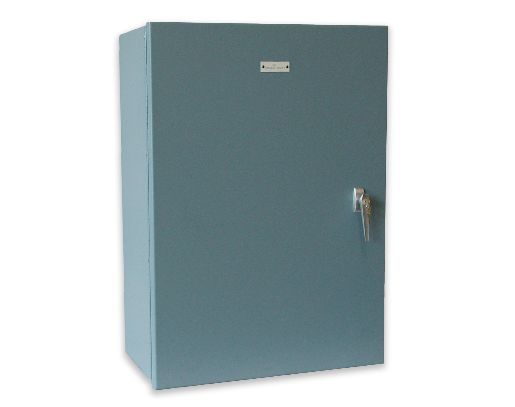 Gus Berthold Electric Co Wall Mounted Storage Cabinet